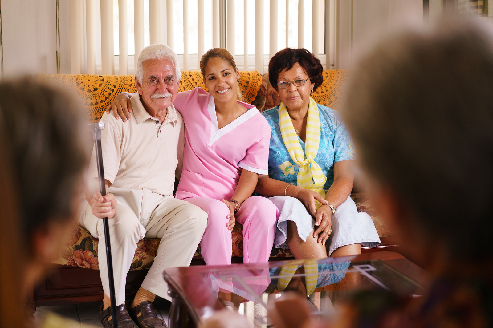 Caregivers in Philadelphia: Family Caregivers Need a Break Too.