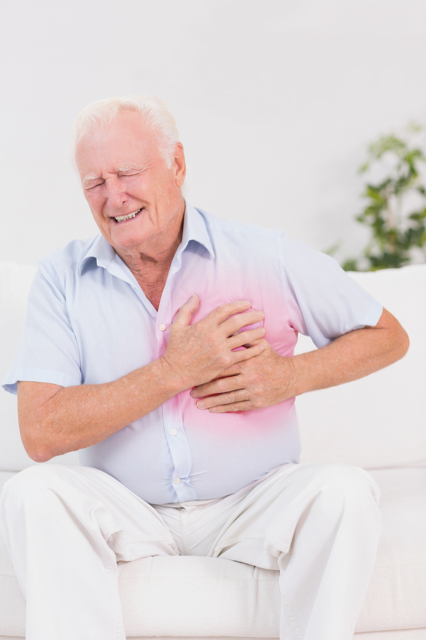 Elder Care in Philadelphia PA: Symptoms of a Heart Attack