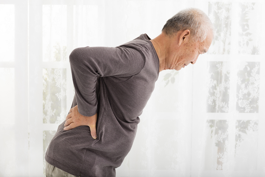 Senior Care in Levittown PA: What Causes Back Spasms?