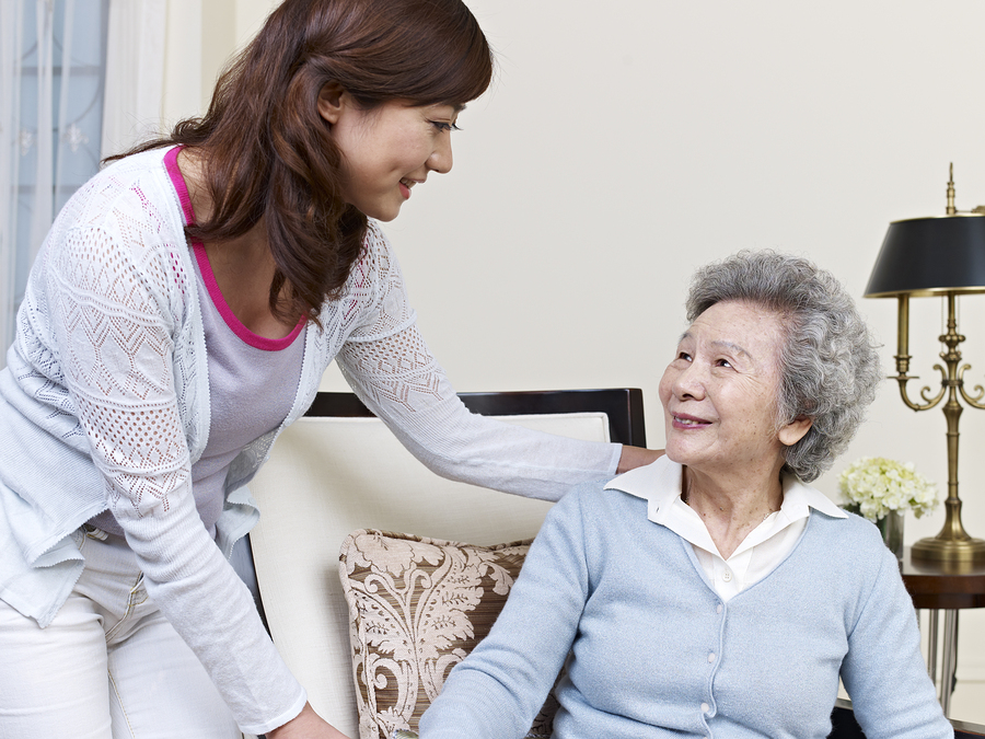 Home Care in Quakertown PA: When a Parent Moves in
